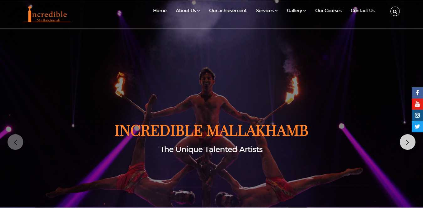 Incredible Mallakhamb | The Unique Talented Artist